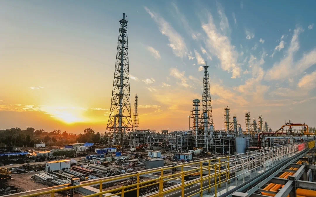 四川盆地天然气资源丰富