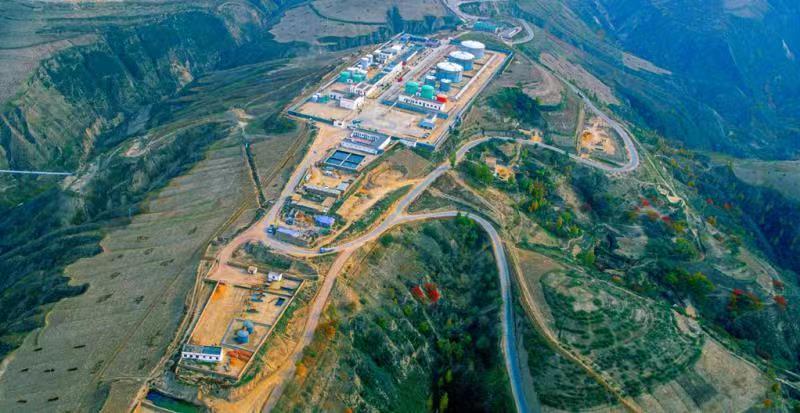 长庆油田是新世纪以来我国增储上产最快的油田
